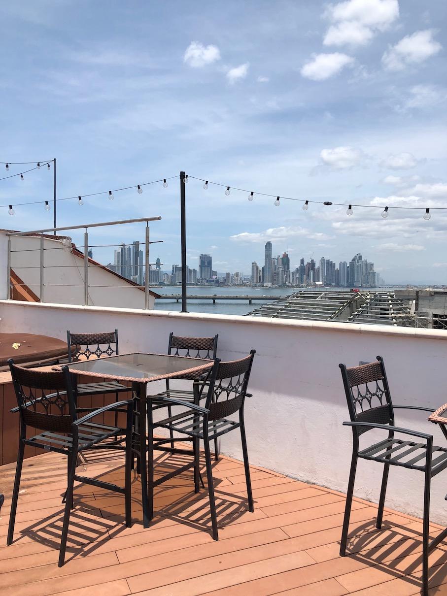 Rooftop Bar Visum