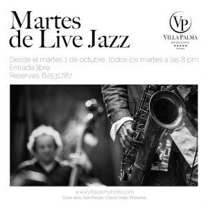 Tuesdays Jazz Night